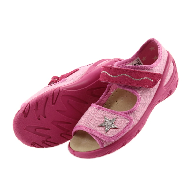 Pink Befado children's shoes pu 433X032 picture 5