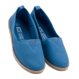 Children's Espadrilles blue 1