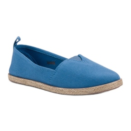 Children's Espadrilles blue 2