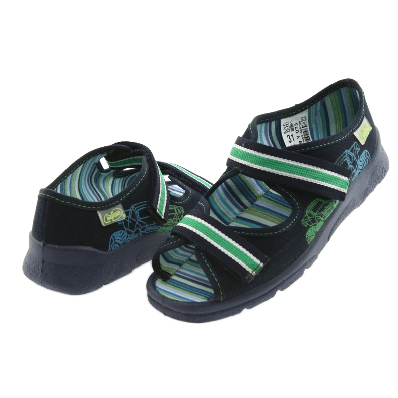 Befado children's shoes up to 23 cm 969X073 picture 5