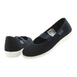 Befado children's comfort shoes 274Y005 navy 4