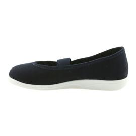 Befado children's comfort shoes 274Y005 navy 2