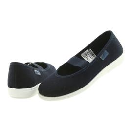 Befado children's shoes komf. up to 23 cm 274Y005 navy 5