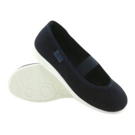 Befado children's shoes komf. up to 23 cm 274Y005 navy 4