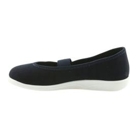 Befado children's shoes komf. up to 23 cm 274Y005 navy 3