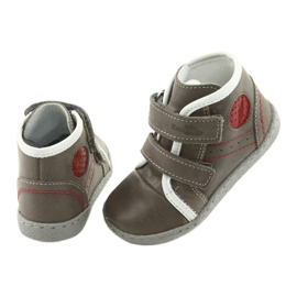 Boys' shoes Ren But 1423 gray grey red 5
