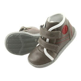 Boys' shoes Ren But 1423 gray grey red 4