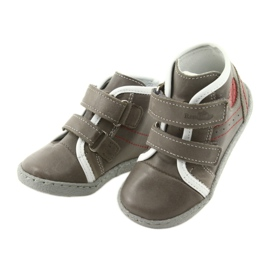 Boys' shoes Ren But 1423 gray grey red 3