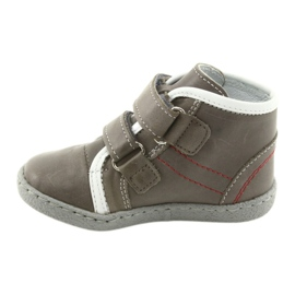 Boys' shoes Ren But 1423 gray grey red 2