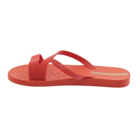 Women's slippers Ipanema 26263 red multicolored 2