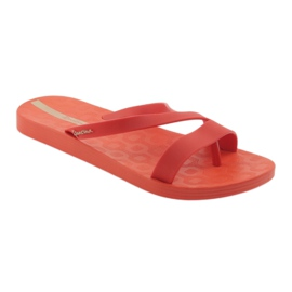 Women's slippers Ipanema 26263 red multicolored 1