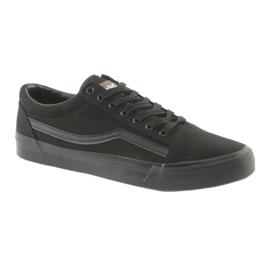 Black DK AlaVans sneakers 1