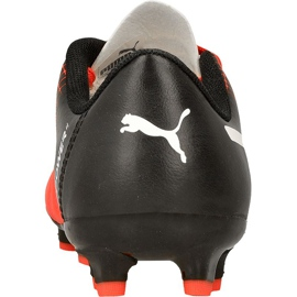 Football boots Puma evoPOWER 4.3 Fg Jr 10362403 red red 2