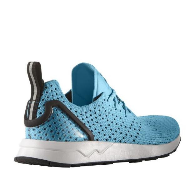 separation shoes 6effa 21acc Blue Shoes adidas Originals Zx Flux Adv Asymmetrical Primeknit M S79064