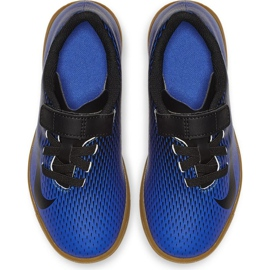 Indoor shoes Nike Bravatia Ii V Ic Jr 844439-400 blue blue 1