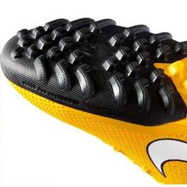 Nike Mercurial Vapor 12 Pro Neymar Tf AO4703-710 Football Boots yellow yellow 1