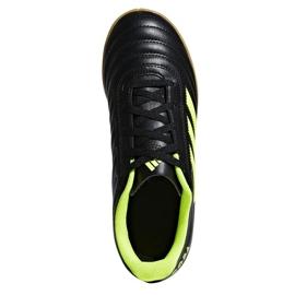 Indoor shoes adidas Copa 19.4 In Jr D98095 black black 2