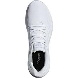 Running shoes adidas Runfalcon M F36211 white 1