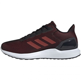 Running shoes adidas Cosmic 2 M F34880 red 1