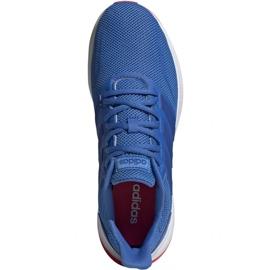 Running shoes adidas Falcon M F36207 blue 2