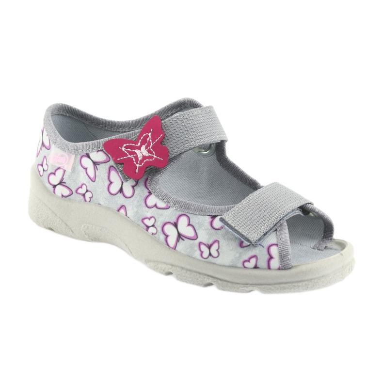 Befado children's sandals butterflies 969X135 picture 1