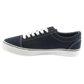 AlaVans Sneakers, navy blue DK white 2