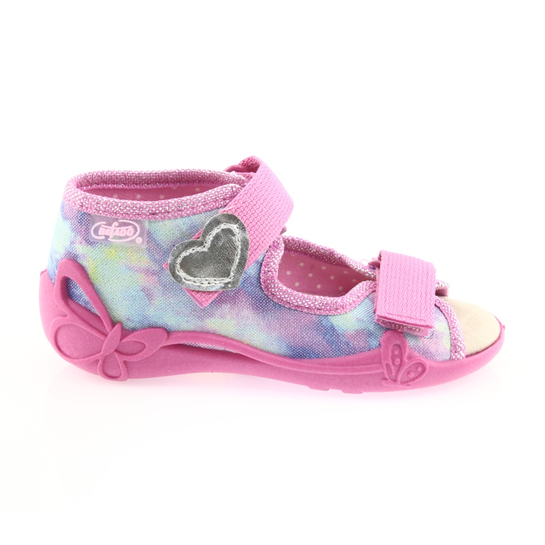 Befado yellow children's shoes 342P005 picture 1