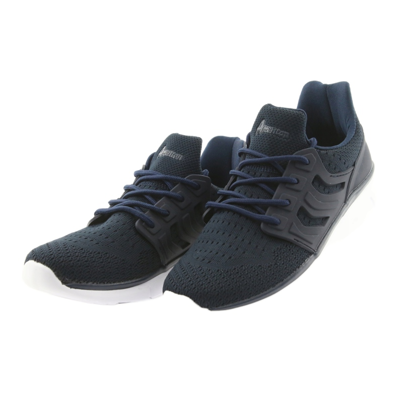 American Club American FH07 Sport Shoes navy blue picture 3