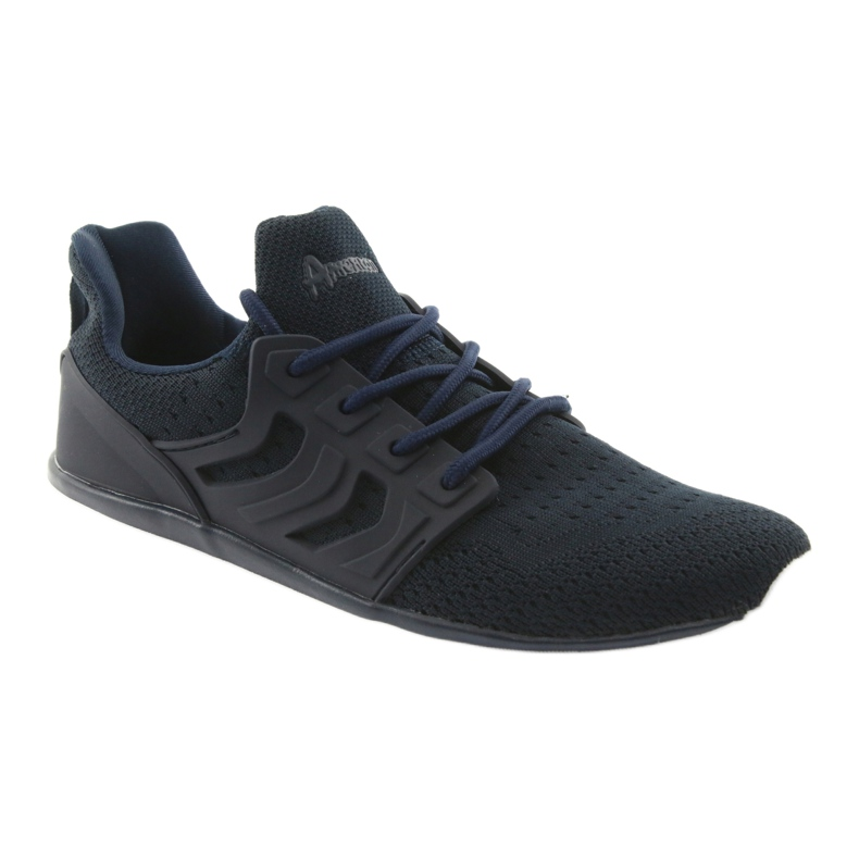 American Club American FH07 Sport Shoes navy blue picture 1