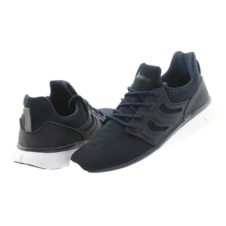 American Club American FH07 Sport Shoes navy blue picture 4
