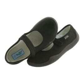 Befado women's shoes pu - young 197D002 black 6