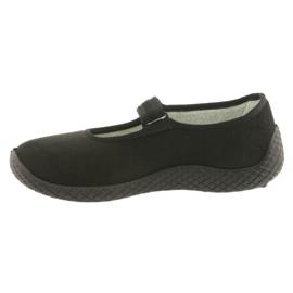 Befado women's shoes pu - young 197D002 black 3