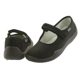 Befado women's shoes pu - young 197D002 black 5