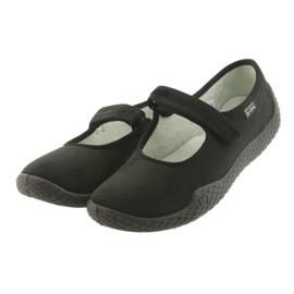 Befado women's shoes pu - young 197D002 black 4
