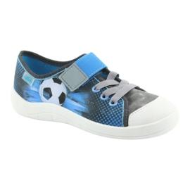 Befado children's shoes 251Y120 blue grey 2