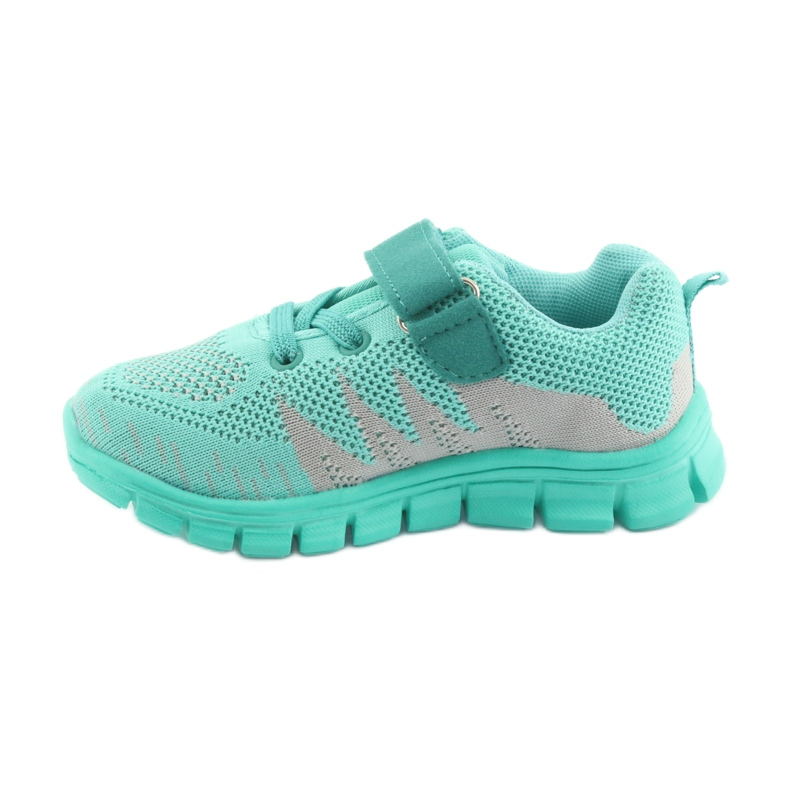 Green Befado children's shoes up to 23 cm 516X026 picture 3