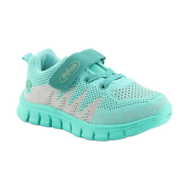 Green Befado children's shoes up to 23 cm 516X026 picture 2