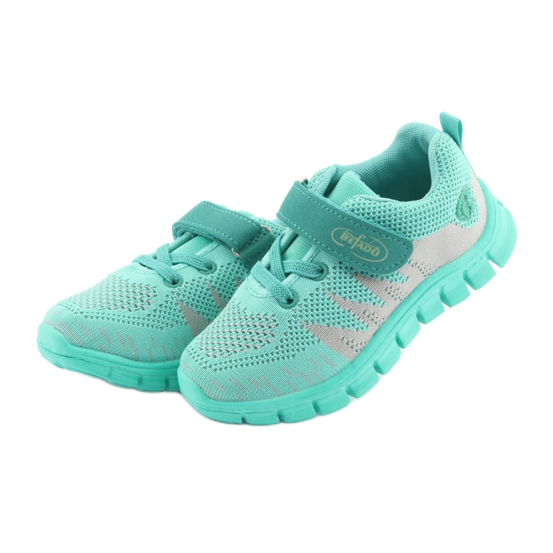 Green Befado children's shoes up to 23 cm 516X026 picture 4