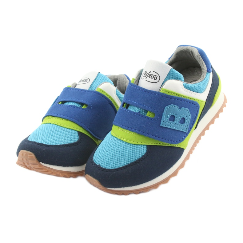 Befado children's shoes up to 23 cm 516X043 picture 4