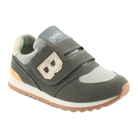 Befado children's shoes up to 23 cm 516Y040 grey 2