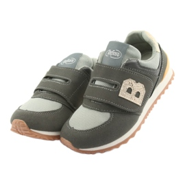 Befado children's shoes up to 23 cm 516Y040 grey 4