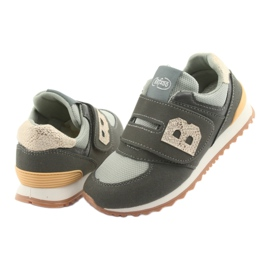 Befado children's shoes up to 23 cm 516Y040 grey 5