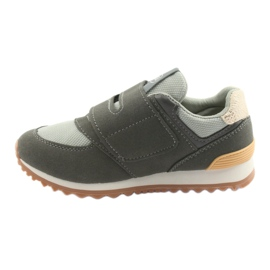 Befado children's shoes up to 23 cm 516Y040 grey 3