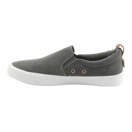 Big Star 174162 slip-on sneakers grey 2