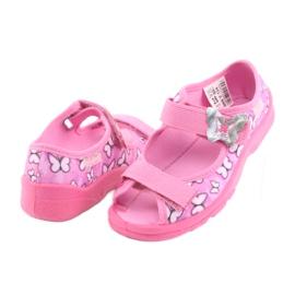 Befado children's shoes 969X134 pink 5