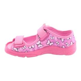 Befado children's shoes 969X134 pink 3