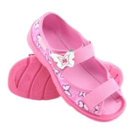 Befado children's shoes 969X134 pink 4