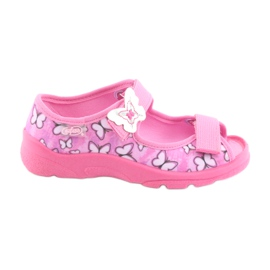 Befado children's shoes 969X134 pink 1