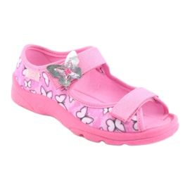 Befado children's shoes 969X134 pink 2