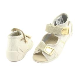 Befado yellow children's shoes 342P003 5